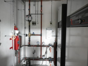 Irish-Medium Primary School - Plant Room - Devlin Mechanical
